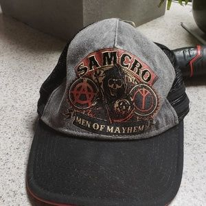 Other - Samcro New Hat W-tags snap bk